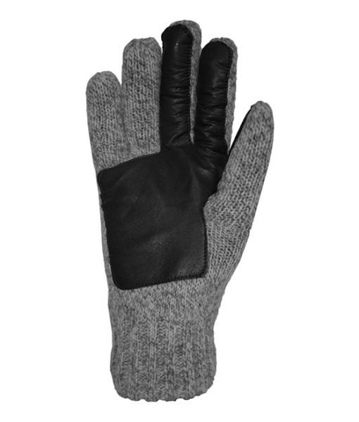Crofter Merino Wool Gloves Palm