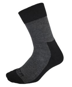 Tasman Merino Wool Socks Black