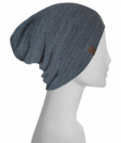 Brink Merino Wool Beanie Light Grey Marle
