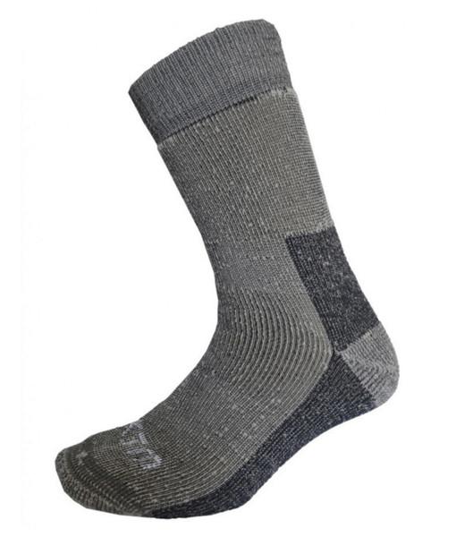 Tasman Merino Wool Socks Grey