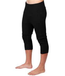 Mens Merino Wool Thermal 3/4 Pants